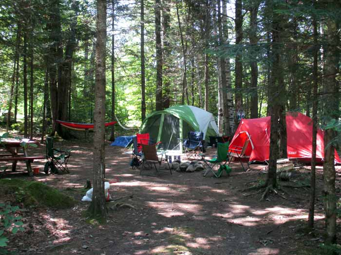 Apple Hill Campsite